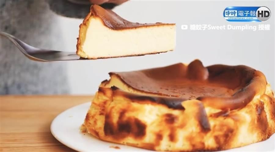 紐約時報大讚的甜點 在家也能做巴斯克蛋糕