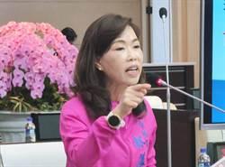 民代質疑台南市竹溪水岸工程淨水廠沒有發揮足夠的汙水截流功能