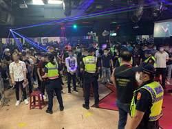 中市東協廣場解禁營業 警採新戰略逮2非法移工