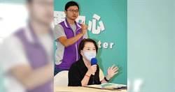 蔡壁如讚她是不錯的市長人選 黃珊珊回應了