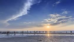 新月沙灣由第三方檢測水質和空氣