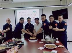 慶祝警察節 新北警局長請基層吃飯