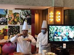香格里拉台南、台北兩大遠東飯店攜手 以當季玉井芒果創意入菜
