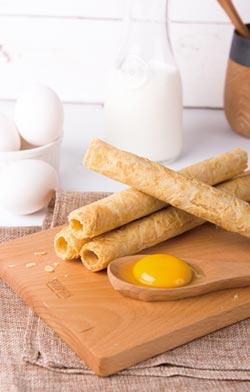 台東最佳伴手禮 維閣鮮雞蛋捲 口味多元