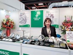 石秀E化生產 打造鑽石工業先驅