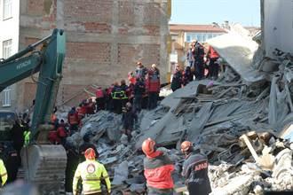 淺層5.7強震襲土耳其 餘震不斷 已1死18傷