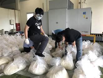 刑事局破3529公斤毒品「喵喵」原料  若製成品黑市價破百億