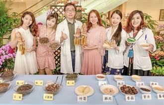 慶端午DIY中藥香包 健康吃粽不肉重