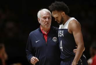 NBA》帕波維奇:對黑人球員要有同理心