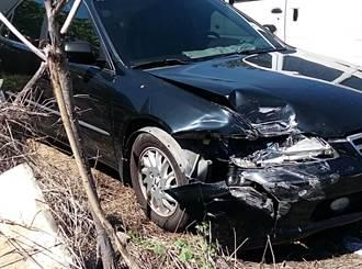 無厘頭車禍 酒駕肇事演變成搶奪與恐嚇 警也納悶