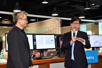 《科技》陳其邁:科技防疫輸出國際 助智慧醫療產業發展
