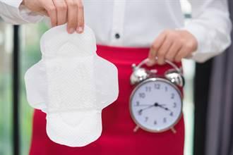 每小時要換衛生棉… 長期經血過多恐致命