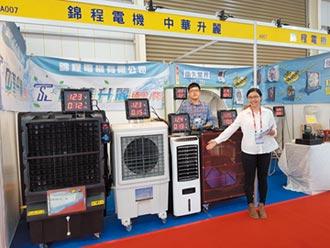 中華升麗水冷扇 解決細菌滋生弊病