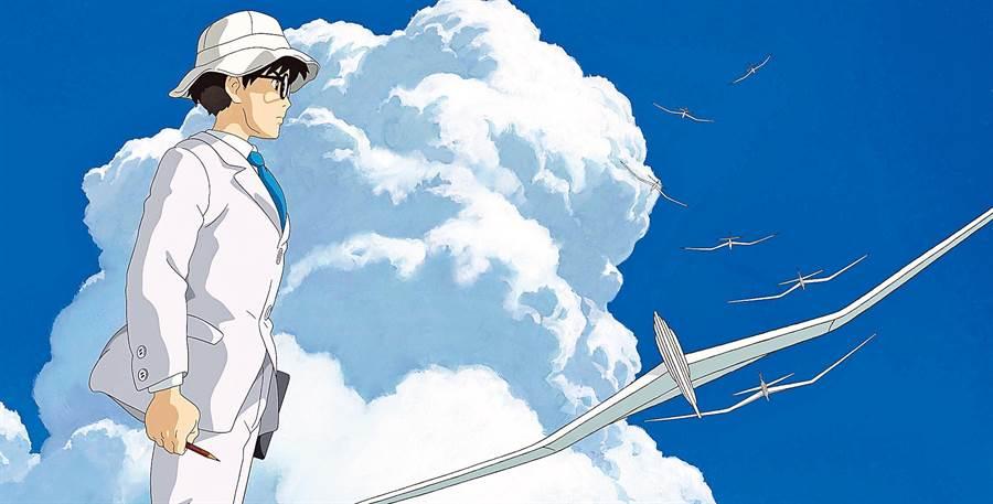 宮崎駿作品《風起》劇照。(本報系資料照片)