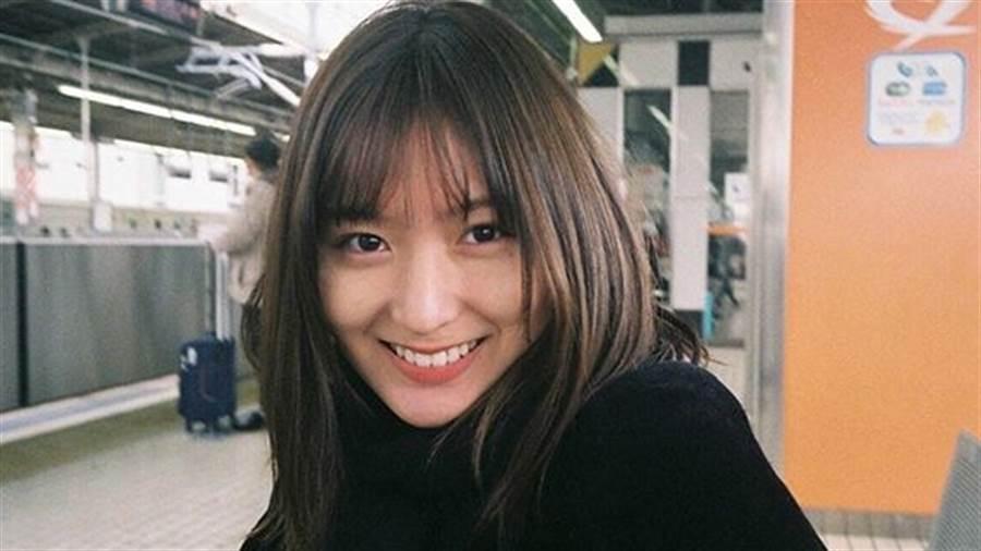 前AKB48成員大島涼花脫了!「透視蕾絲內衣褲」內在曲線全看光(圖/IG@ryoka_oshima)