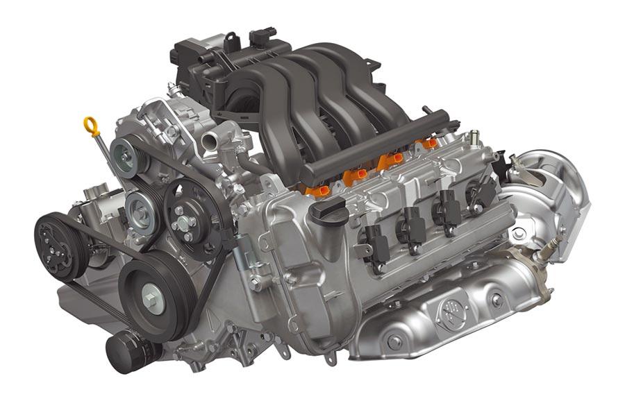 大馬力引擎擁有14.4km/L低油耗表現,較前代大幅提升25%。(TAIWAN SUZUKI提供)