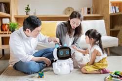 Kebbi Air陪伴型機器人第二代上市 亞太電信獨賣