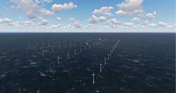 拚2025綠能支票 台電離岸風電二期決標 併聯發電年供27萬家戶用電