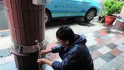 大岡山停水 影響近5萬戶