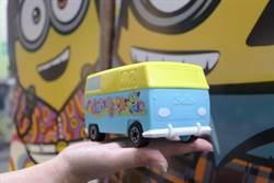 鼓勵孩子吃早餐 雀巢早餐脆片「小小兵校車」開進校園