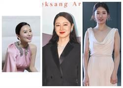 韓劇女神金喜愛、孔曉振、裴秀智   不同世代的珠寶風華