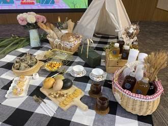 台南搶端午商機行銷山區特色 推在地時尚野餐組