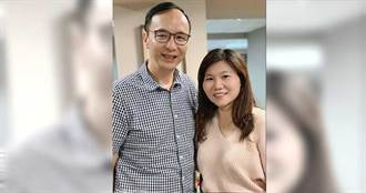 李雅靜爭取高雄市長提名 郝朱大讚「有勇氣!」
