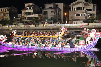 台南國際龍舟賽23日運河登場 4大防疫措施因應