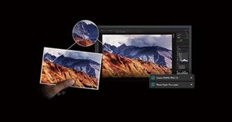 BenQ專業攝影螢幕 獨家數位紙技術