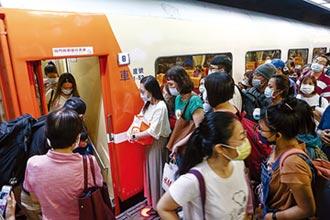 台鐵端午加開38列次 6月17日零時搶票
