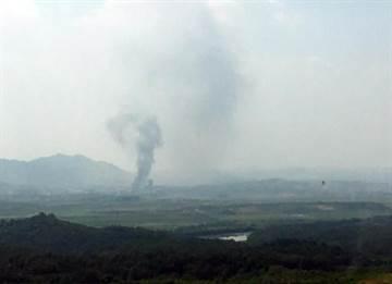 北韓爆破聯辦 南韓青瓦臺召開國安會議