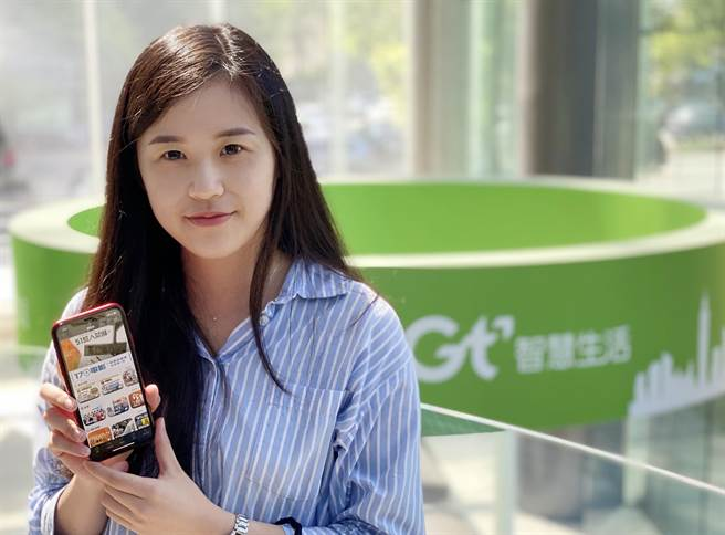 亞太電信5G服務開台倒數,Gt TV將於今年第三季進行大規模改版。(亞太電提供)