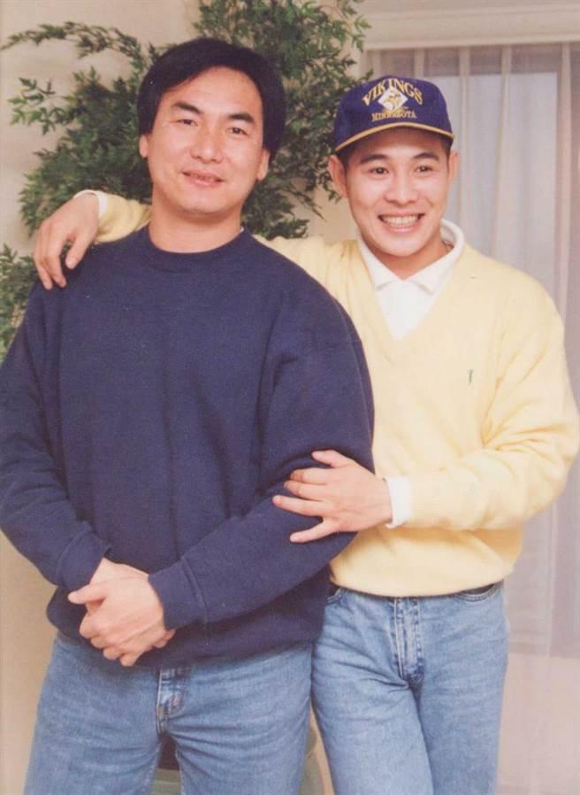 李連杰前往好萊塢發展,還請元奎以武術指導的身份合作多部電影。 (圖/報系資料照)