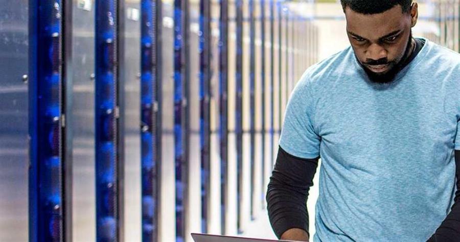 微軟與數據分析行業龍頭SAS結盟,在雲端服務合作為戰略伙伴。(圖/微軟)