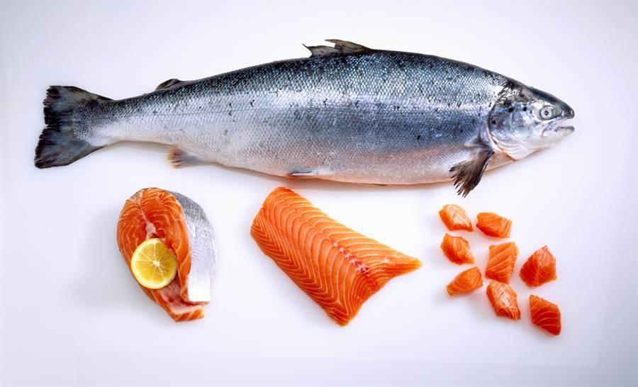 竟然不是鮭魚?北京疫情意外揭穿進口魚背後真相。(示意圖/達志影像)