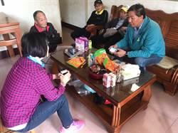 上任第一步 民進黨台南市黨部主委潘新傳找回老黨員的歸屬感