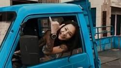 貨車正妹「只穿比基尼」駕駛!細看居然是國光女神
