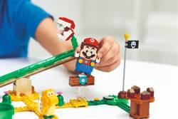 樂高超級瑪利歐16套盒組大公開 8月1日開賣