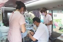 扭轉偏鄉無牙醫宿命 台南專人專車巡迴 2年服務7000人次