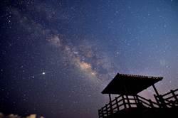 首場最美星空音樂會 20日綠島窺探銀河