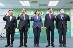 黃偉哲北上會師民進黨大咖 共推陳其邁參選高雄市長