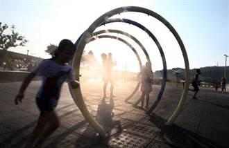 炎熱天氣持續到周五 專家曝鋒面來台機率