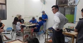 神明不保佑 台南麻豆廟旁賭場遭破查獲百萬賭資