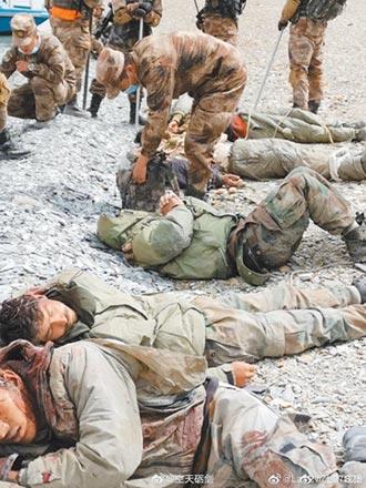 西部戰區發言人籲印 停止挑釁