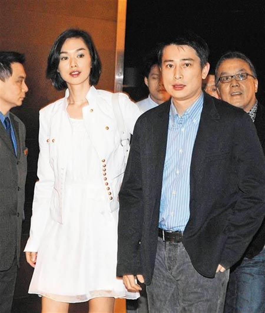 王静莹和陈威陶结婚6年闹得满城风雨。(图/中时资料照)