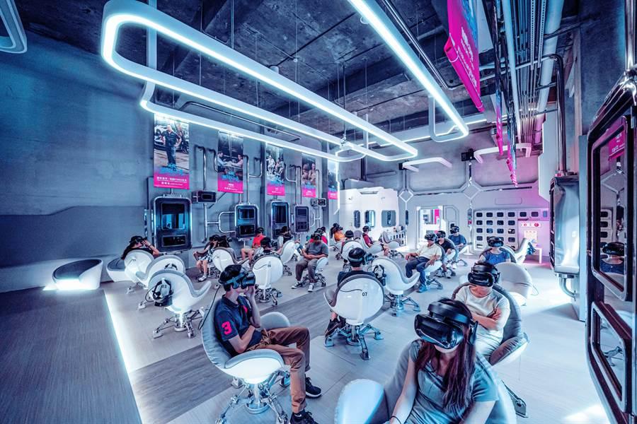 赢咖3平台注册:坎城影展市场首次驻点台湾 高雄市VR体感剧院登上国际