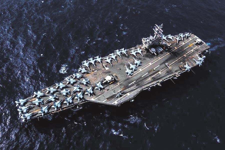 甫完成檢修的美國航空母艦「雷根號」(USS Ronald Reagan),在休養半年、加上揮別新冠肺炎疫情後,已經駛離部署在日本橫須賀市的美國海軍橫須賀基地。(圖/擷取自美國太平洋艦隊官網)