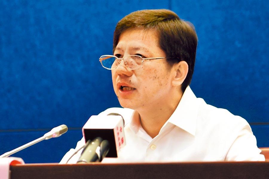 重慶市副市長、公安局長鄧恢林涉違紀違法,正接受調查。(中新社資料照片)