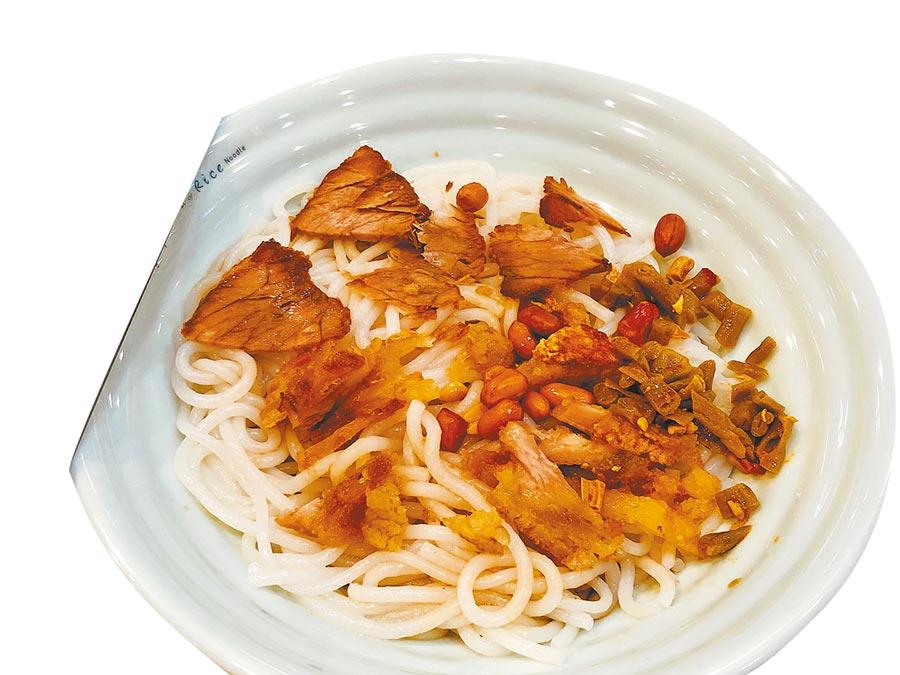 桂林米粉是廣西的一張名片。(蘇華攝)