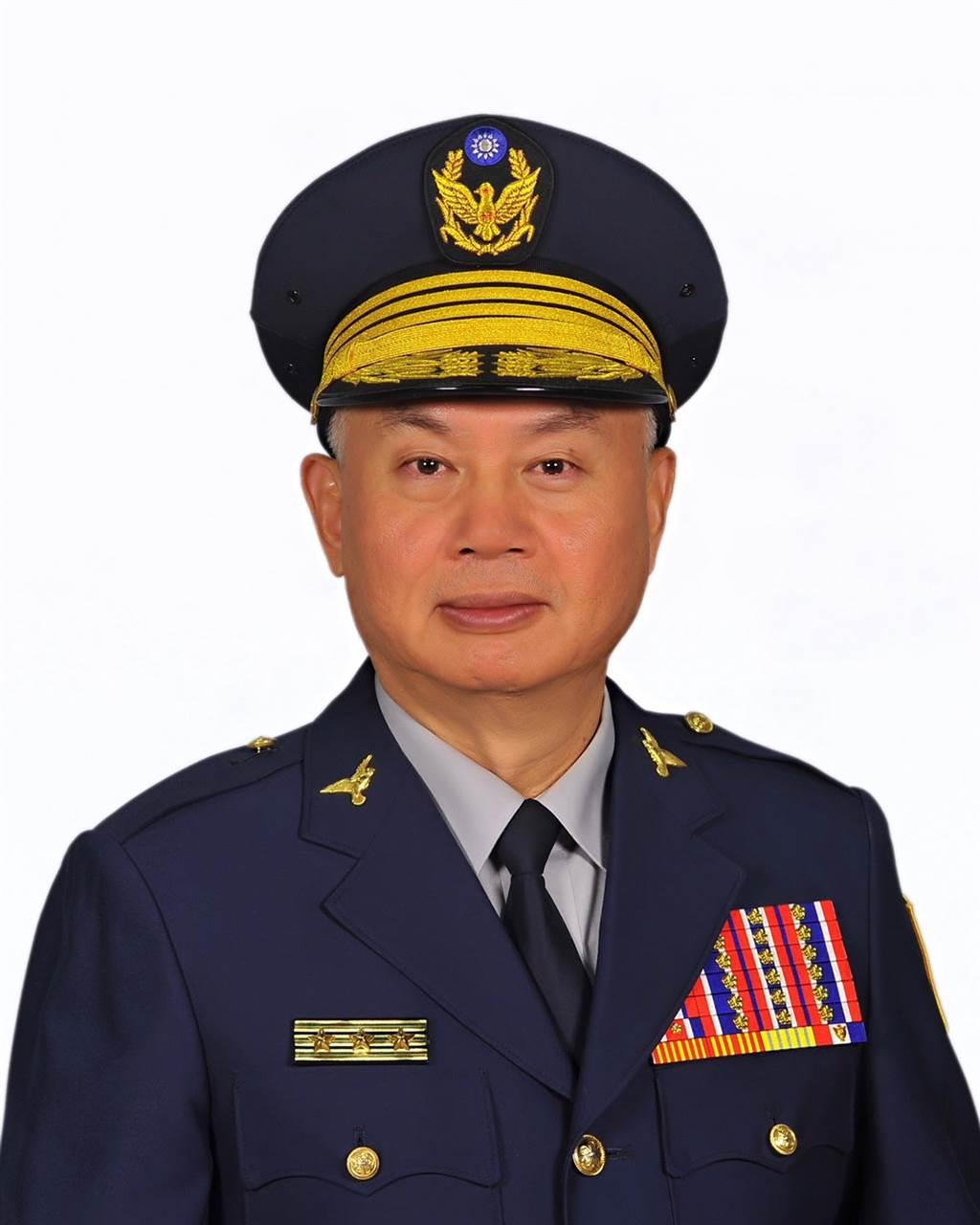 警政署警政委員王慶麟調任保安警察第一總隊總隊長。(翻攝照片/林郁平台北傳真)